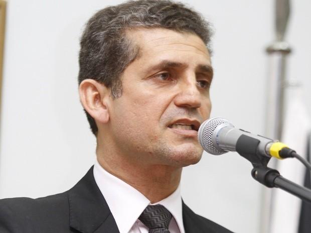 O advogado Paulo Maia foi eleito presidenta da OAB-PB (Foto: Kleide Teixeira/Jornal da Paraíba)