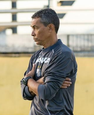 Alberto Félix auxiliar técnico Bragantino (Foto: Rafael Moreira/C.A. Bragantino)