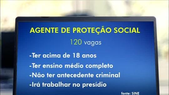 Anúncio de vagas de emprego em presídios gera polêmica no Tocantins