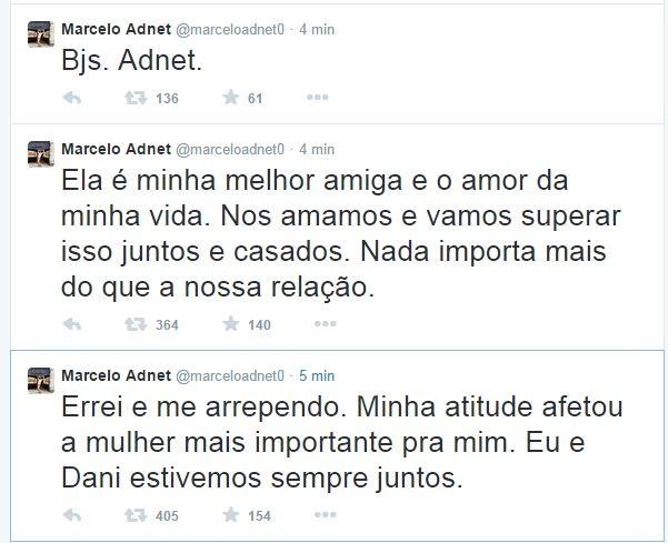 Marcelo Adnet (Foto: Twitter / Reprodução)