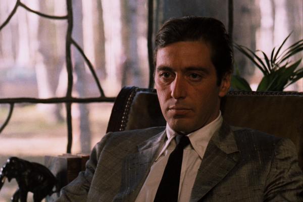 Al Pacino como Michael Corleone (Foto: Reprodução)