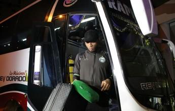 Coritiba recusou voo oferecido pela empresa Lamia para Medellín
