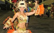 FOTOS: Veja imagens do Carnaboi 2016, em Manaus (Gabriel Machado/G1 AM)