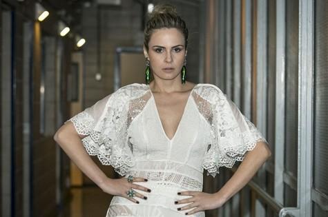Ana Paula (Foto: Raphael Dias/Gshow)