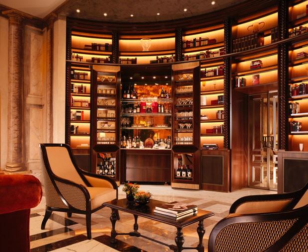 Hotel Eden reabre com glamour em Roma (Foto: divulgação)