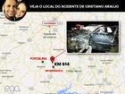 Vida na estrada: Relembre acidentes sofridos por sertanejos