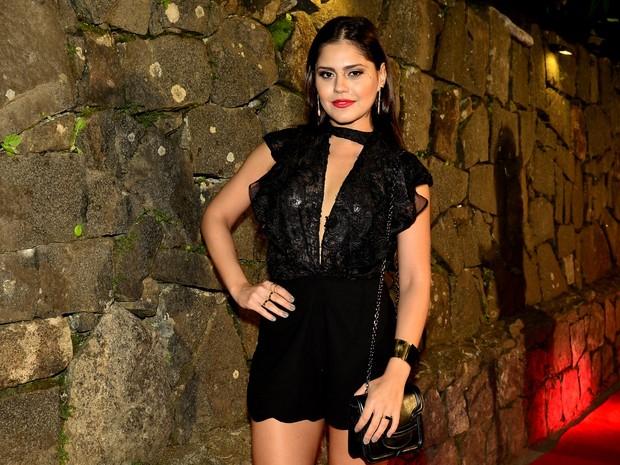 Jessika Alves em festa no Rio (Foto: Roberto Teixeira/ EGO)