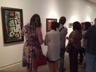 Exposição de Joan Miró chega ao fim com quase 70 mil visitantes