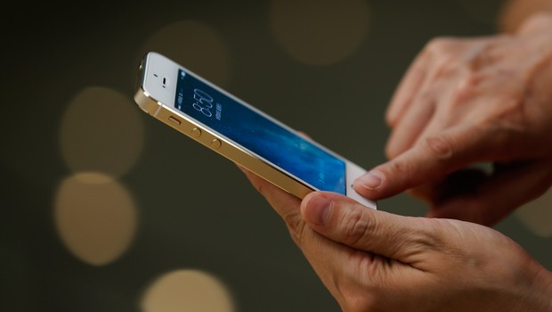 smartphone, celular, Apple, iPhone (Foto: Lintao Zhang/Getty Images)