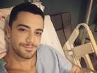 Felipe Titto passa por cirurgia: 'Estou bem'