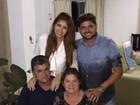 Ex-BBB Amanda Gontijo diz estar com medo de sair de casa após assalto