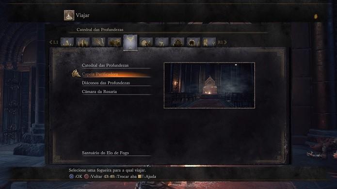Dark Souls 3: vá à Capela Purificadora (Foto: Reprodução/Victor Teixeira)