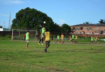 O Pantera é o atual bicampeão da competição. Edelson terá um elenco de 26 jogadores em 2014 (Foto: Weldon Luciano  - GloboEsporte.com)