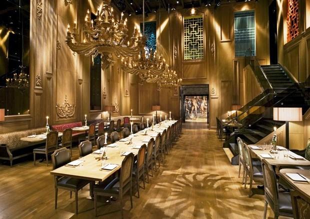 Restaurante Buddakan é um dos mais luxuosos de NYC (Foto: Divulgação)
