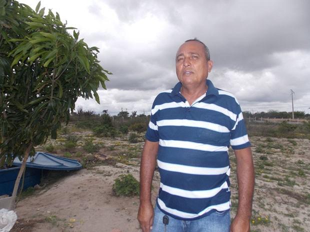 Urbano Carvalho, de 55 anos (Foto: Henrique Mendes / G1)