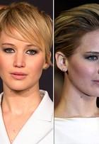 Inspire-se em Jennifer Lawrence e veja formas de usar cabelos curtinhos
