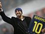 Adriano é homenageado, Gabigol joga mais um pouco, e Inter vence a terceira