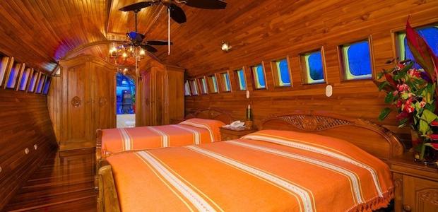 hotel-costa-verde-aviao-floresta-hoteis-peculiares-mundo (Foto: Divulgação)