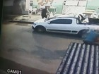 Vídeo mostra momento em que dupla atira contra sargento da PM