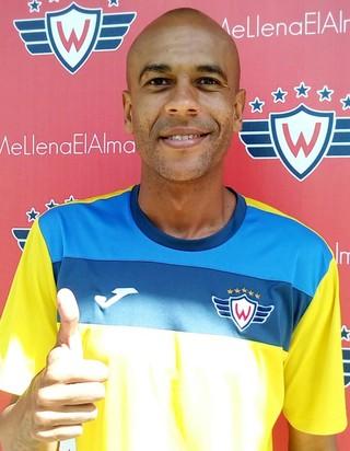 Alex Silva Jorge Wilstermann (Foto: Divulgação/Jorge Wilstermann)
