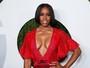 Cantoras investem em vestidos sensuais para ir a premiação nos EUA