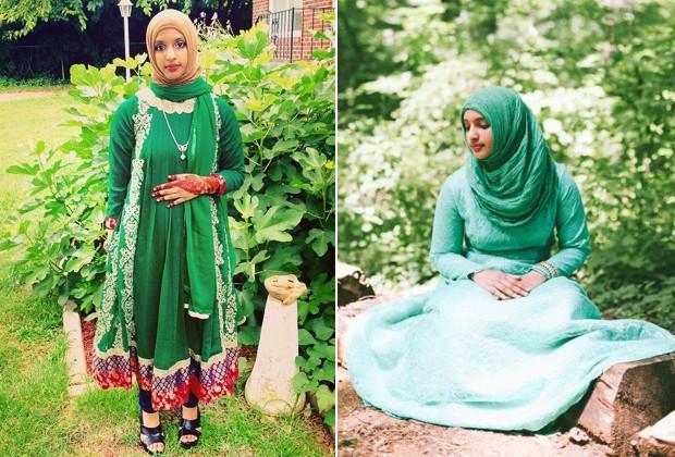 Amara Majeed tem 18 anos e se considera uma ativista muçulmana-americana e feminista (Foto: Reprodução Instagram)