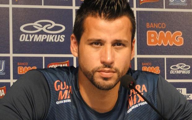 Fábio, goleiro do Cruzeiro (Foto: Marco Antonio Astoni / Globoesporte.com)