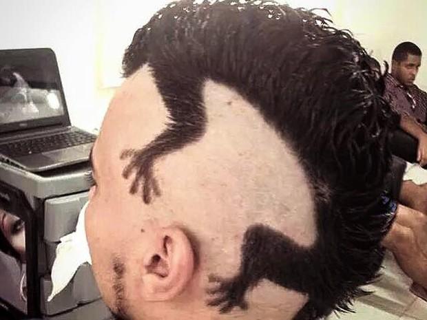 Babu cabeleireiro  (Foto: Studio Babu/Divulgação)