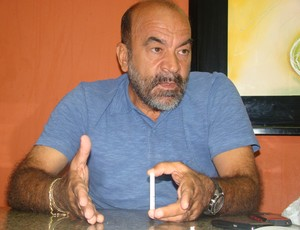Cesarino Oliveira (Foto: Flávio Meireles/GLOBOESPORTE.COM)
