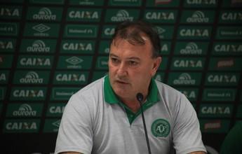 De olho na verba, Chape pode utilizar equipe principal contra o Atlético-MG