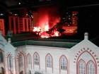 Fogo na Santa Casa dá prejuízo de R$ 1 milhão com queima de respiradores
