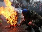UE fará reunião extraordinária de chanceleres sobre Ucrânia