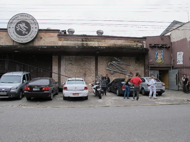 Pista 'Chorão Skate Park' encerra as atividades neste sábado (28), em Santos (Foto: Lizie Rodrigues)