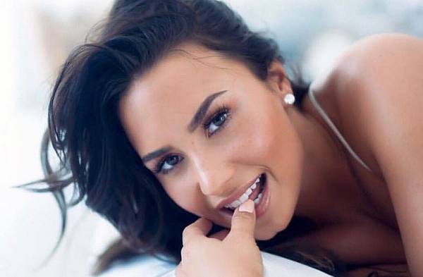A cantora Demi Lovato (Foto: Instagram)