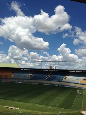 Estádio Serra Dourada (Foto: TV Anhanguera)