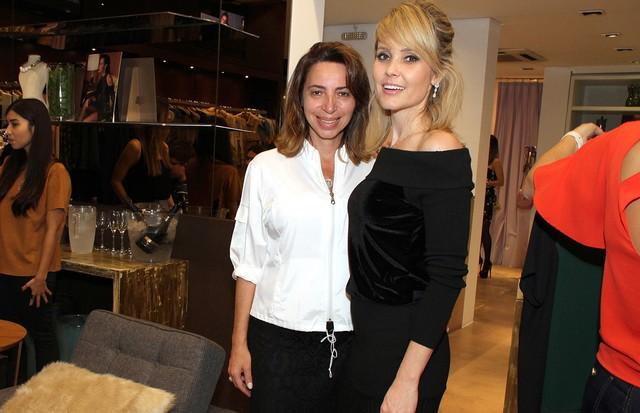 Andrea Kurbhi e Camila Klein (Foto: Divulgação)