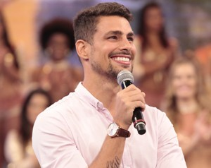 Cau&#227; Reymond  (Foto: Doming&#227;o do Faust&#227;o / TV Globo)
