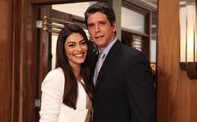 Márcio Garcia entra no final de O Astro para arrebatar o coração de Nina