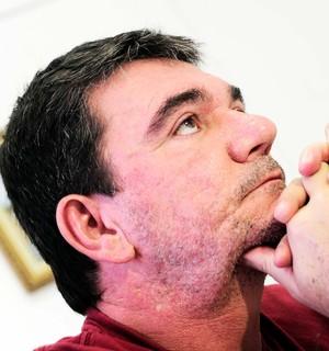 Andres sanchez Entrevista (Foto: Marcos Ribolli / Globoesporte.com)
