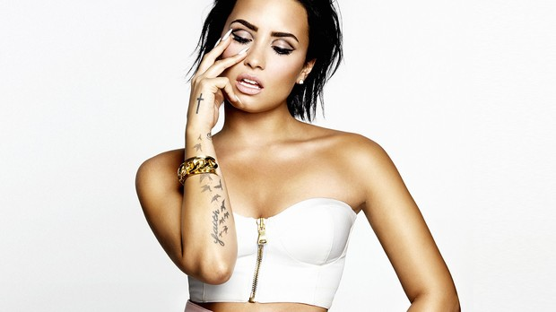 Demi Lovato substitui Selena Gomez no Z Festival, que acontece em dezembro, em So Paulo (Foto: Divulgao)
