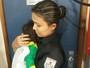 Policiais de UPP resgatam bebê abandonado na Providência