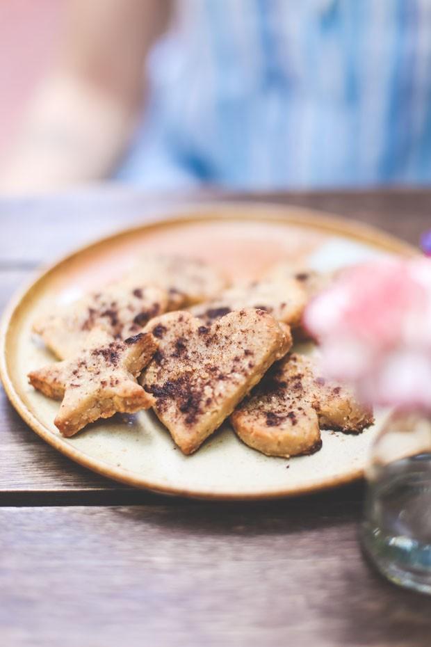 Cookies veganos para o dia das crianças (Foto: Simplesmente)