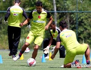Eder Luis vasco treino (Foto: Marcelo Sadio / Vasco.com.br)