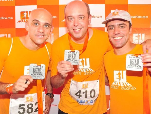 Corrida Eu Atleta, Rio de Janeiro (Foto: Nelson Veiga / Globoesporte.com)