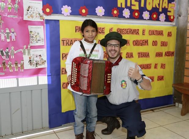 Televisando práticas pedagógicas 23/06 2 (Foto: Divulgação/RPC)