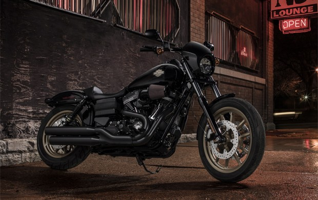 Harley-Davidson Low Rider S (Foto: Divulgação)