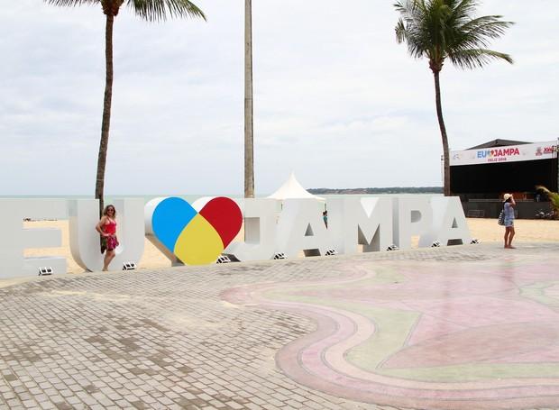 Evento vai acontecer no Busto de Tamandaré (Foto: Herbert Clemente)