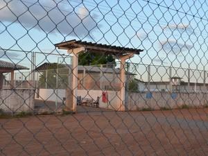 Penitenciária Agrícola do Monte Cristo, em Roraima (Foto: G1 RR)