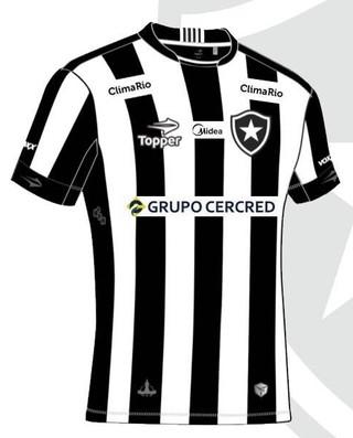 Botafogo fecha mais dois patrocínios pontuais e encaminha 2º parceiro fixo 51f157d8ac277