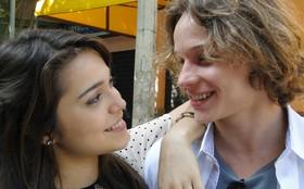 Pedro Tergolina e Bella Camero falam sobre casal: 'Amor rompe barreiras'